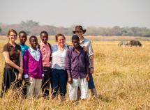Volunteering help2kids Malawi