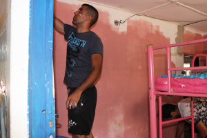 Members of Association Ofirdaws painted the bedrooms of the Children's Home.