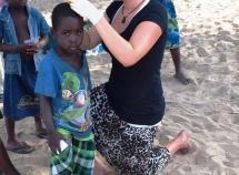 Freiwilligenarbeit / Volunteering help2kids Malawi