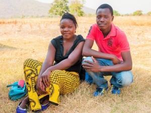 Isaac Chipoka sposorship malawi Opportunity Knocks