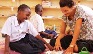 Volunteering help2kids Tanzania