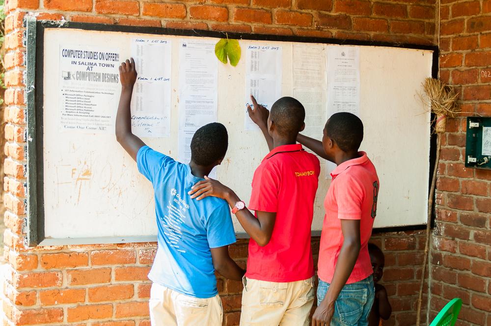 Secondary School Malawi Opportunity Knocks