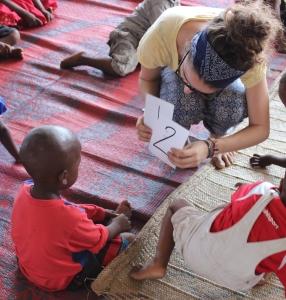 Mathematics, English, and Kiswahili are the focus of studies
