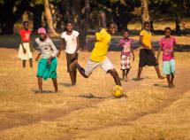 help2kids sports program developes life skills, leadership, and athletic ability