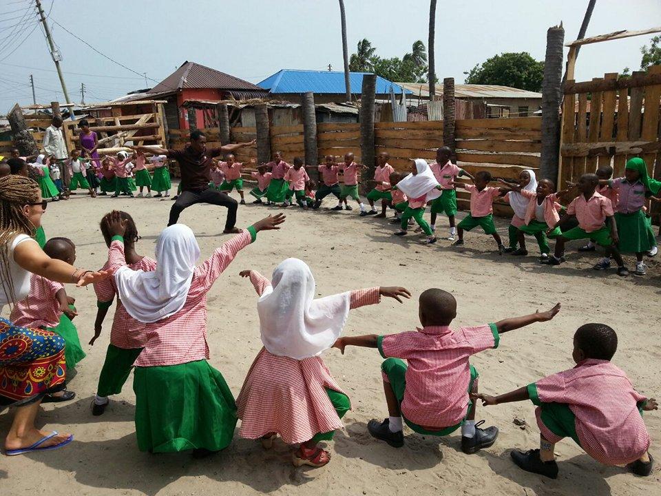 Kunduchi daycare centre